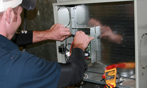Furnace Repair in Des Moines IA